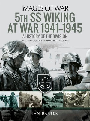 cover image of 5th SS Wiking at War 1941–1945